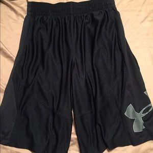 Under armor men's shorts sz XL